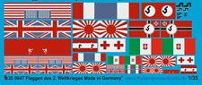 Peddinghaus 0947 1/35 bandiere del 2. guerra mondiale