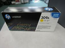 HP 309A Q2672A Yellow Original LaserJet Toner Cartridge for 3500 3550, 4000 Page