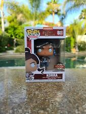 Funko POP! Animation Legend Of Korra 801(Avatar State) Pre-Release US Exclusive