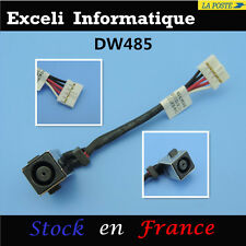Dell latitude E5550 dc jack power charger socket port connecteur DC30100Q000 fil
