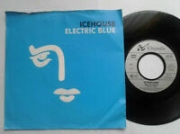 "Icehouse / Electric Blue 7"" Vinyl Single 1987 mit Schutzhülle"