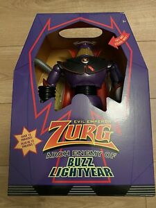 Toy Story Emperor Zurg Figure MIB Brand New!!