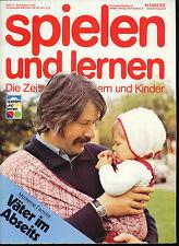 Spielen und Lernen 11 1979, Väter im Abseits
