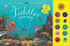 The Tiddler Sound Book by Julia Donaldson (Hardback, 2016)