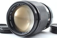 [Exc++++] Canon FD 135mm f/2.5 S.C. SC Manual Focus MF Lens from Japan #0100