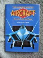 S BOOK ILLUSTRATED GUINNESS BOOK OF AIRCRAFT 256 PAGES PUB 1992