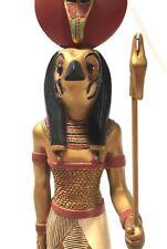 Horus as Sun God Ra-Harakti Egyptian Sculpture 10H E-336GP