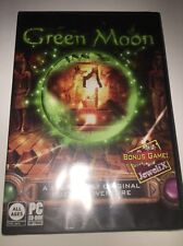 Green Moon PC CD-ROM Game - Brand New - Factory Sealed - Bonus Game/Jewelix
