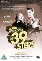 The 39 Steps [DVD][1939 version starring Robert Donat] [DVD][Region 2]