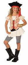 Swashbuckler Girls Child Costume Pirate Dress Halloween