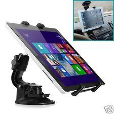 "360° Car Windshield Mount Holder For 7-11"" iPad Mini/2/4/5/Air Samsung Tablet"