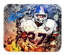 Item#2968 Steve Atwater Denver Broncos Facsimile Autographed Mouse Pad