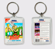 ASTERIX AND THE GREAT RESCUE SEGA MASTER SYSTEM LLAVERO KEYRING