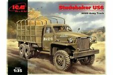 ICM 35511 1/35 Studebaker US 6 WWII Army Truck