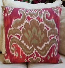 """Home Accent/Marreskesh/Indian Summer/ Pillow Cover/$25.00 ea.  20"""" x 20"""""""