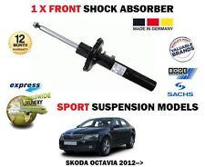 SKODA OCTAVIA 5e3 5e5 2012> NUEVO 1x amortiguador delantero Calidad OE