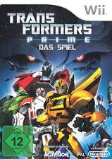 Transformers Prime - Das Spiel für Nintendo Wii | NEUWARE | KOMPLETT IN DEUTSCH!