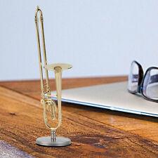 Mini Trombone A Nice Gift For Child Surface Gold Lacquer Mini Trombone Model XP