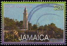 "JAMAICA 1100b - Architecture ""Negril Lighthouse"" 2013 Imprint (pa90376)"