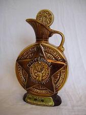 1968 Jim Beam Order of Elks Centenial 1868-1968 Decanter