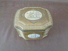Vintage George W. Horner and Co. Decorative Candy Tin (Cat.#2A011)