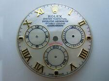 White MOP Dial for Rolex Daytona Cal 4130