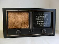 Bakelit Röhren Radio Mende M153W antique tube radio reciever