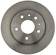 Disc Brake Rotor-Non-Coated Rear ACDelco Advantage 18A244A
