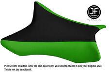 Dsgn 2 Negro Verde L Vinilo Personalizado Para Kawasaki Ninja ZX10R 11-16 Cubierta de asiento delantero
