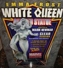 BOWEN X-MEN EMMA FROST STATUE CLEAR DIAMOND VERSION BRAND NEW # 631 / 1000 RARE