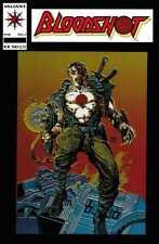 Bloodshot #1 (Valiant Comics 1993)