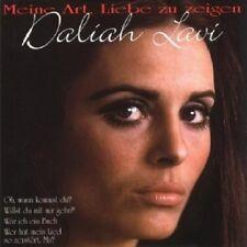 DALIAH LAVI - MEINE ART,LIEBE ZU ZEIGEN  2 CD 36 TRACKS DEUTSCHER SCHLAGER  NEU