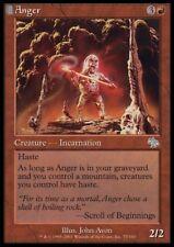MTG 1x ANGER - Judgment *DEUTSCH GERMAN FOIL NM*