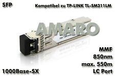TP-LINK TL-SM311LM komp SFP 1G SX LC 550m 850nm MMF Transceiver