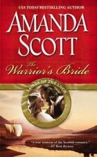 The Warrior's Bride (Lairds of the Loch)-ExLibrary