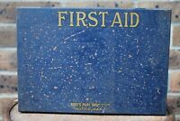 Vintage Boots of Nottingham First Aid Tin - Display - Chemist - Stage/Film Prop