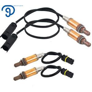 4Pcs Up + Downstream O2 Oxygen Sensor For BMW 750IL 540I M5 740Il 4.4L 5.4L 5.0L