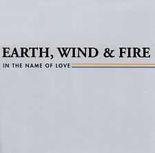 In the Name of Love by Earth, Wind & Fire (CD, Sep-2006) Free Shipping!
