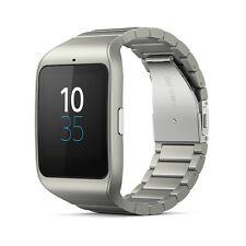 Sony SWR50 Metal silver Smart Watch Bluetooth SmartWatch 3Stainless Steel