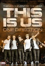 """002 One Direction - 1D Britain Ireland Band 14""""x20"""" Poster"""