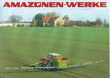 Farm Equipment Brochure - Amazone Jet 1204 1504 F H Fertilizer Spread (F5677)
