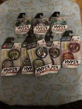 Hyper Cluster Yo-Yo Cores And Skins Pack Lot By Ban Dai