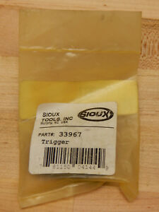 Sioux Tools 33967 Trigger Assembly Replacement Part for High Speed Air Driver