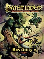 Pathfinder Bestiary 2 Hardcover 3.5 Paizo RPG 2010