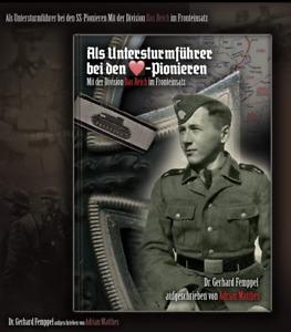 Als Untersturmführer bei den Pionieren -  Panzerknacker - Dr. Femppel - Signatur