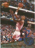 Scottie Pippen All NBA  Fleer Ultra 1992/93 NBA Basketball Card