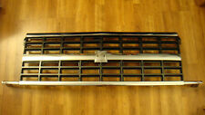 GMC Chevy Truck Front Grille Grill 92242526 No Emblem  CV 07058