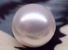 AAA  GENUINE 11-12mm natural South Sea White Pearl Undrilled