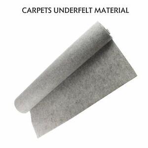 Boat Carpet Marine Underlay Felt Cab Deck Board Wearability Grey/White 2 x 2.8M