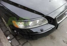 VOLVO S60 V70 eyebrows headlight brows tuning trims ABS PLASTIC